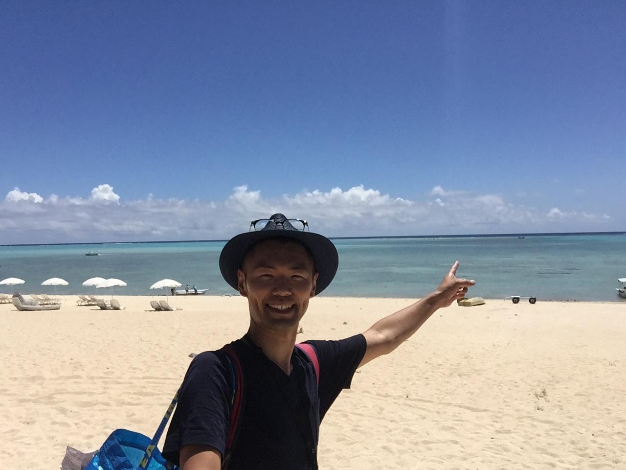いざ、百合ヶ浜へ