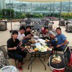 茅ヶ崎の海で「有吉の夏休み」!BBQやら〆の蕎麦やらこれぞ湘南ライフ!