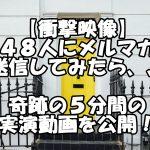 248人にメルマガを送信してみたら、、「週4時間」だけ働く。ハイパーボヘミアンな働き方を動画公開!